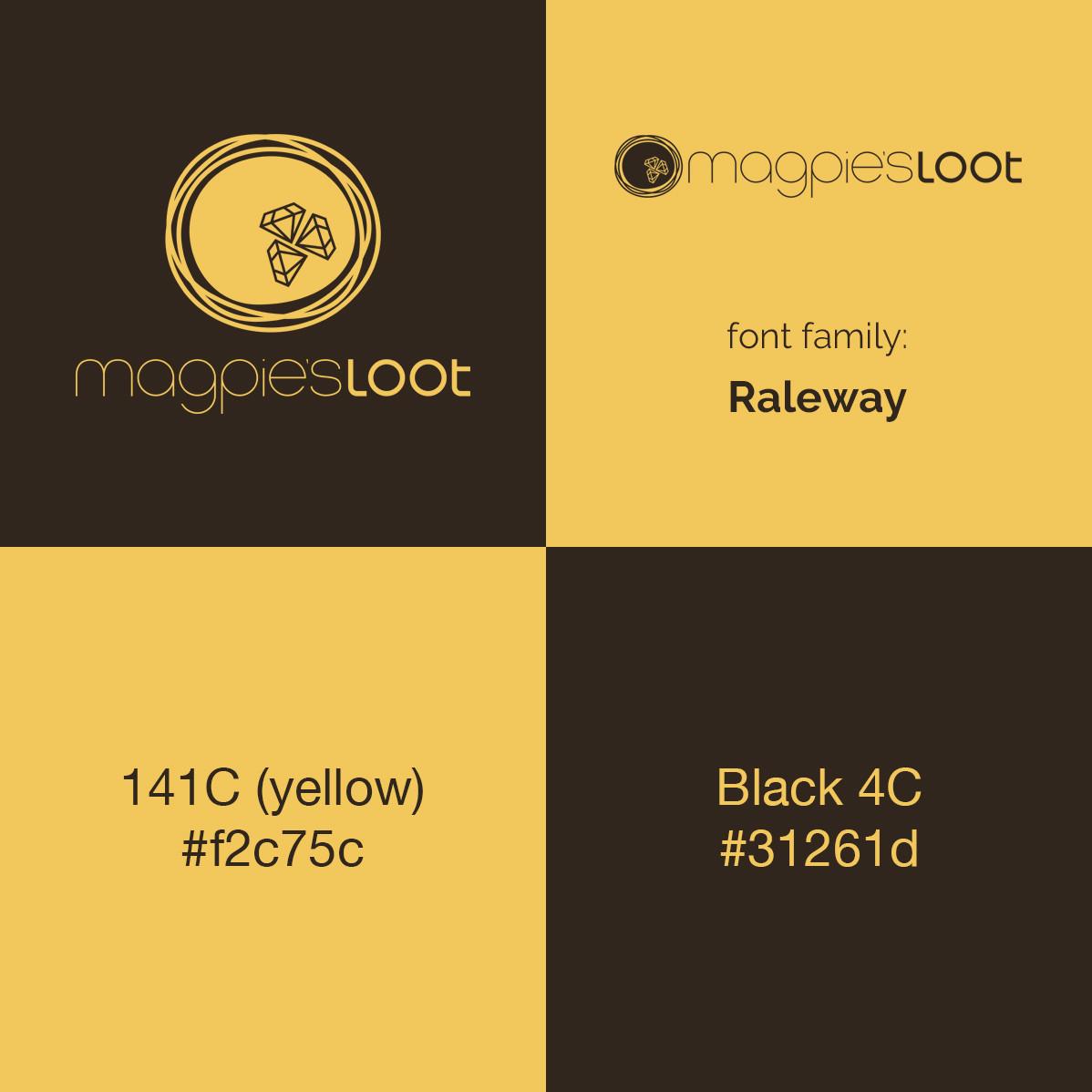 magpies-loot-logo-design-martin-marcin-r