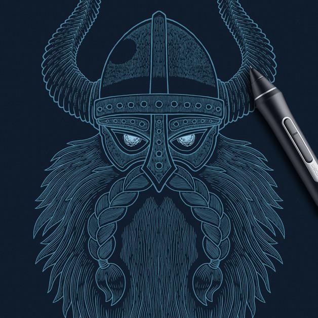 boot-beer-valhalla-beer-label-viking-dra