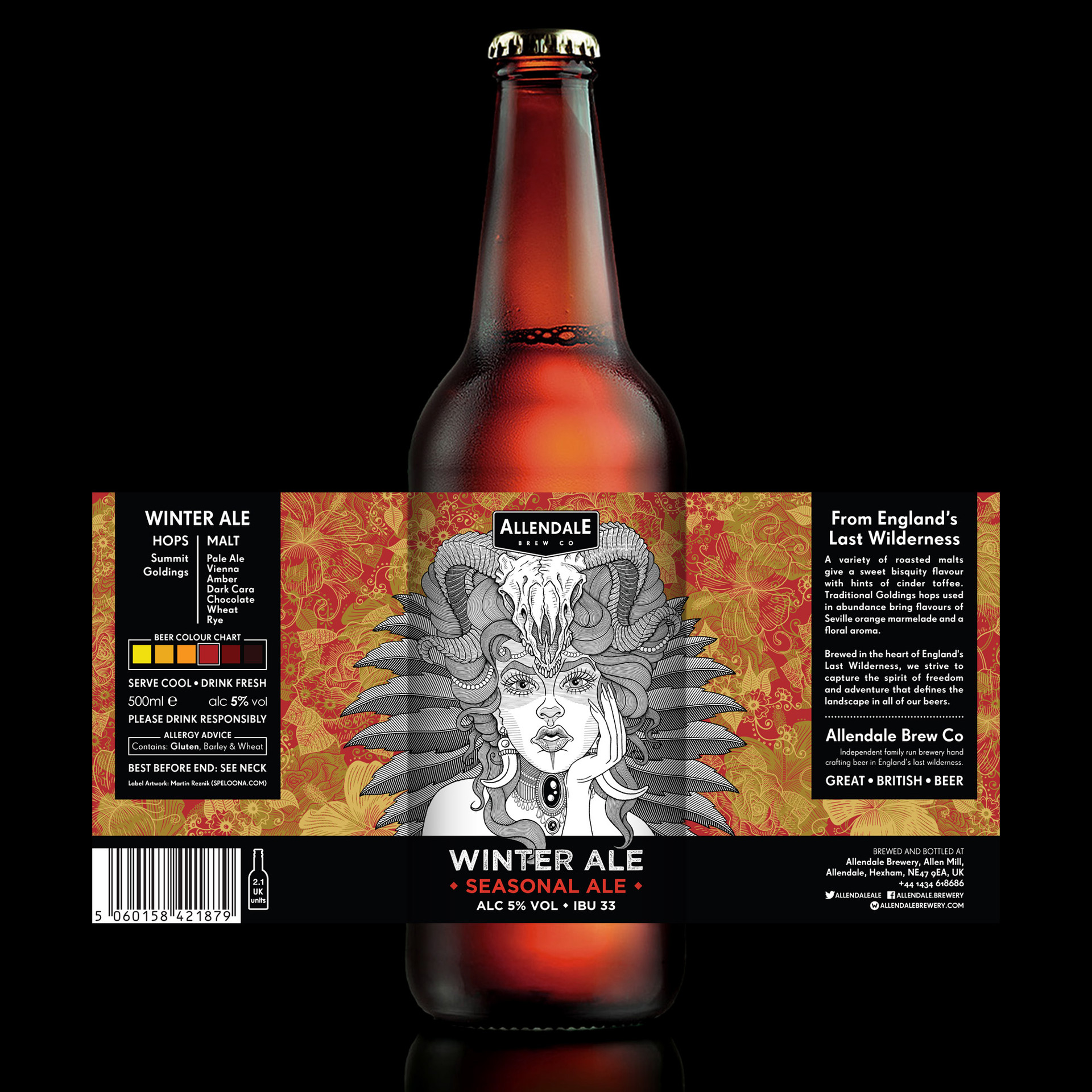 allendale-winter-ale-bottle-beer-label-d