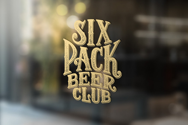 six-pack-beer-club-shop-window-logo-desi
