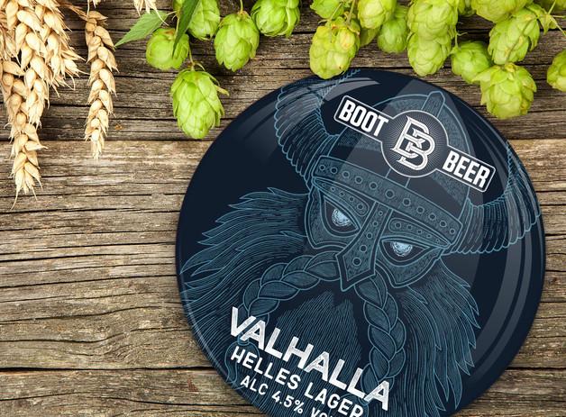 boot-beer-valhalla-beer-font-lens-design