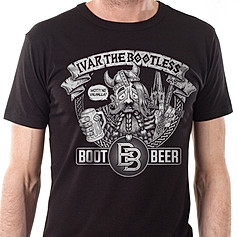 Ivar the Bootless for Boot Beer Brewery
