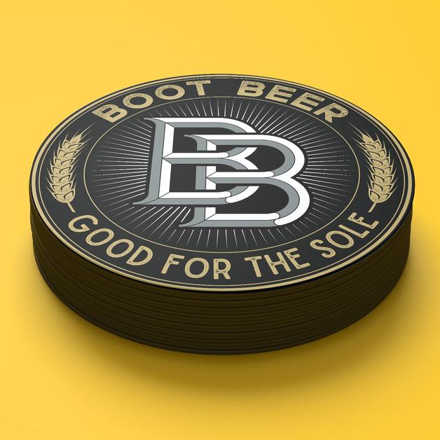 boot-beer-logo-coaster-design-martin-mar