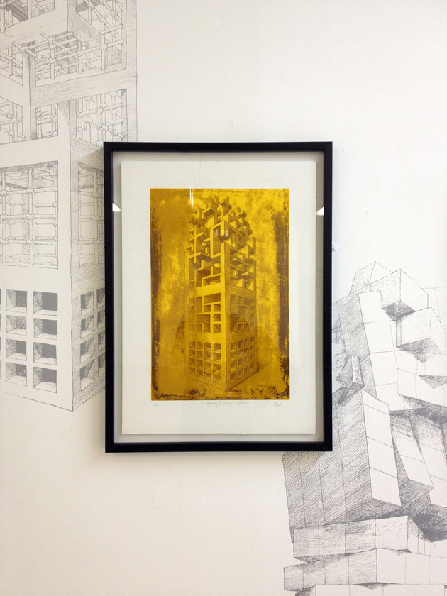 Geometry of Living - Exhibition - Tower 1