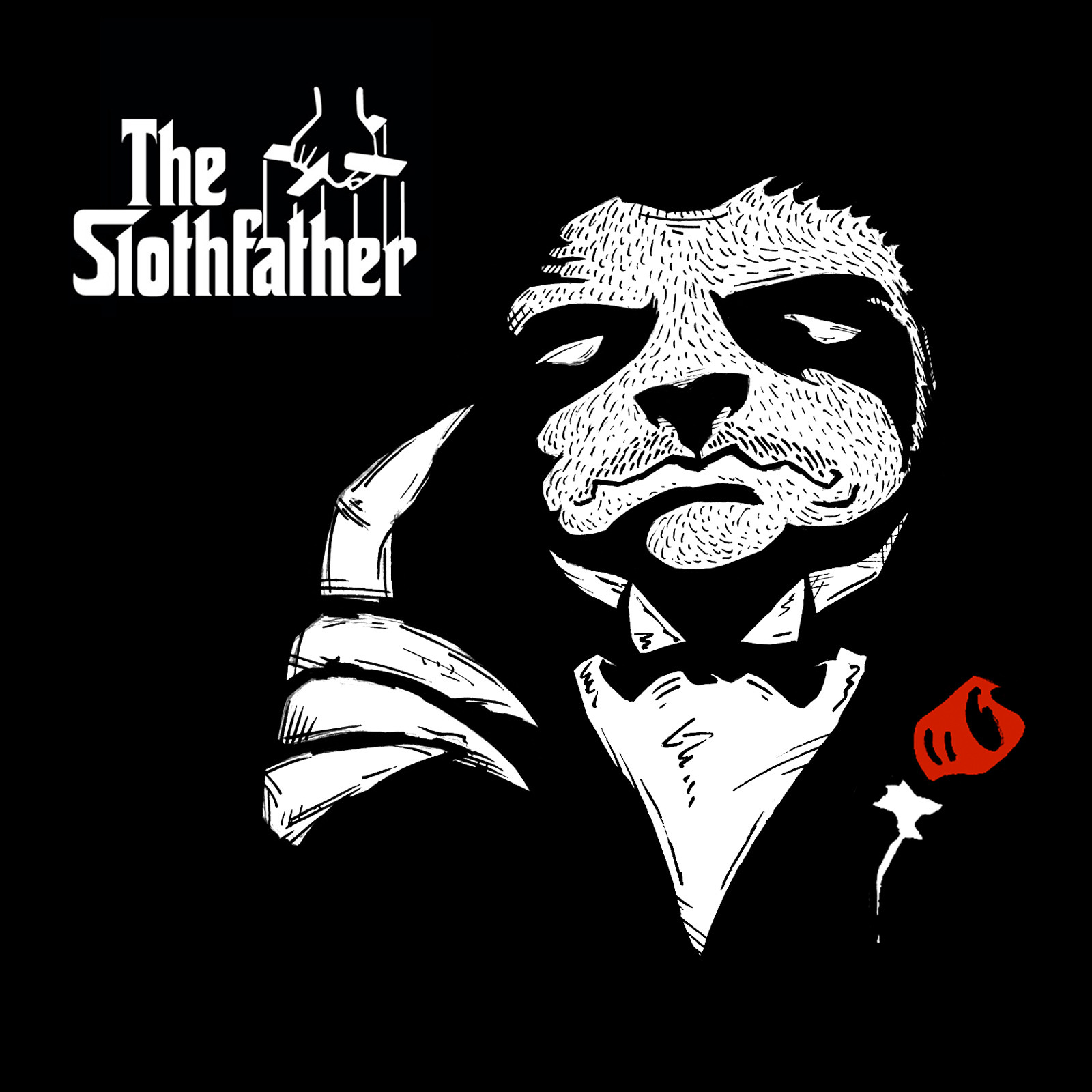 Slothfather godfather spoof parody greet