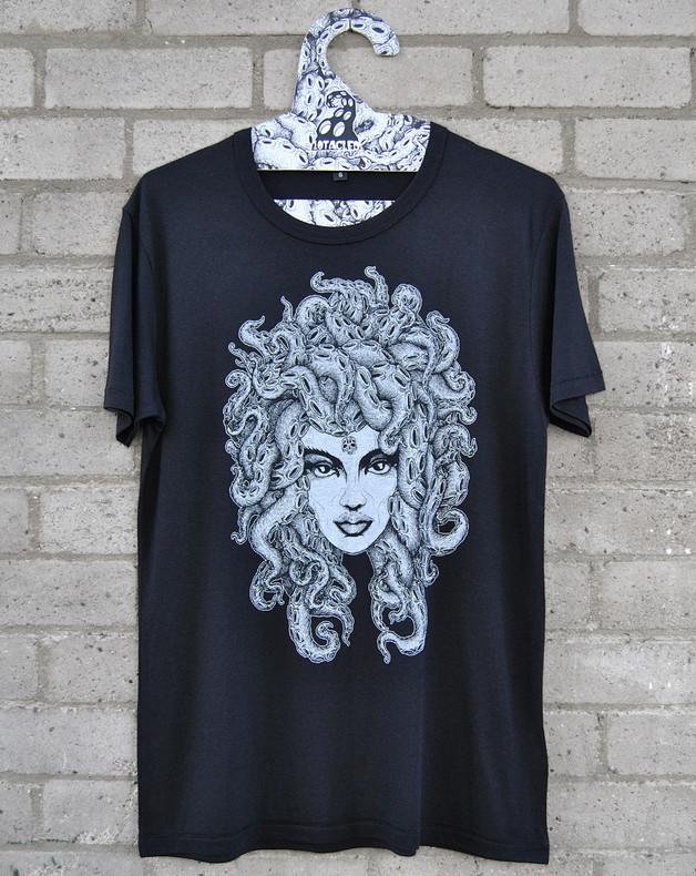 Medusa tshirt martin marcin reznik 10tac