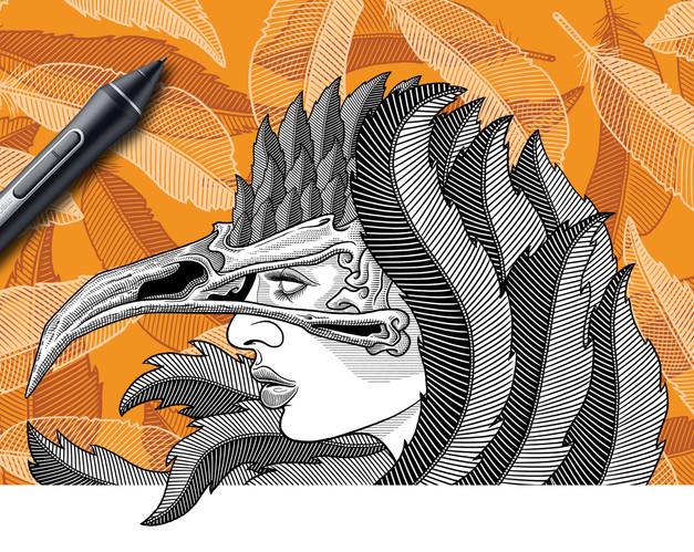 allendale-curlews-return-digital-drawing