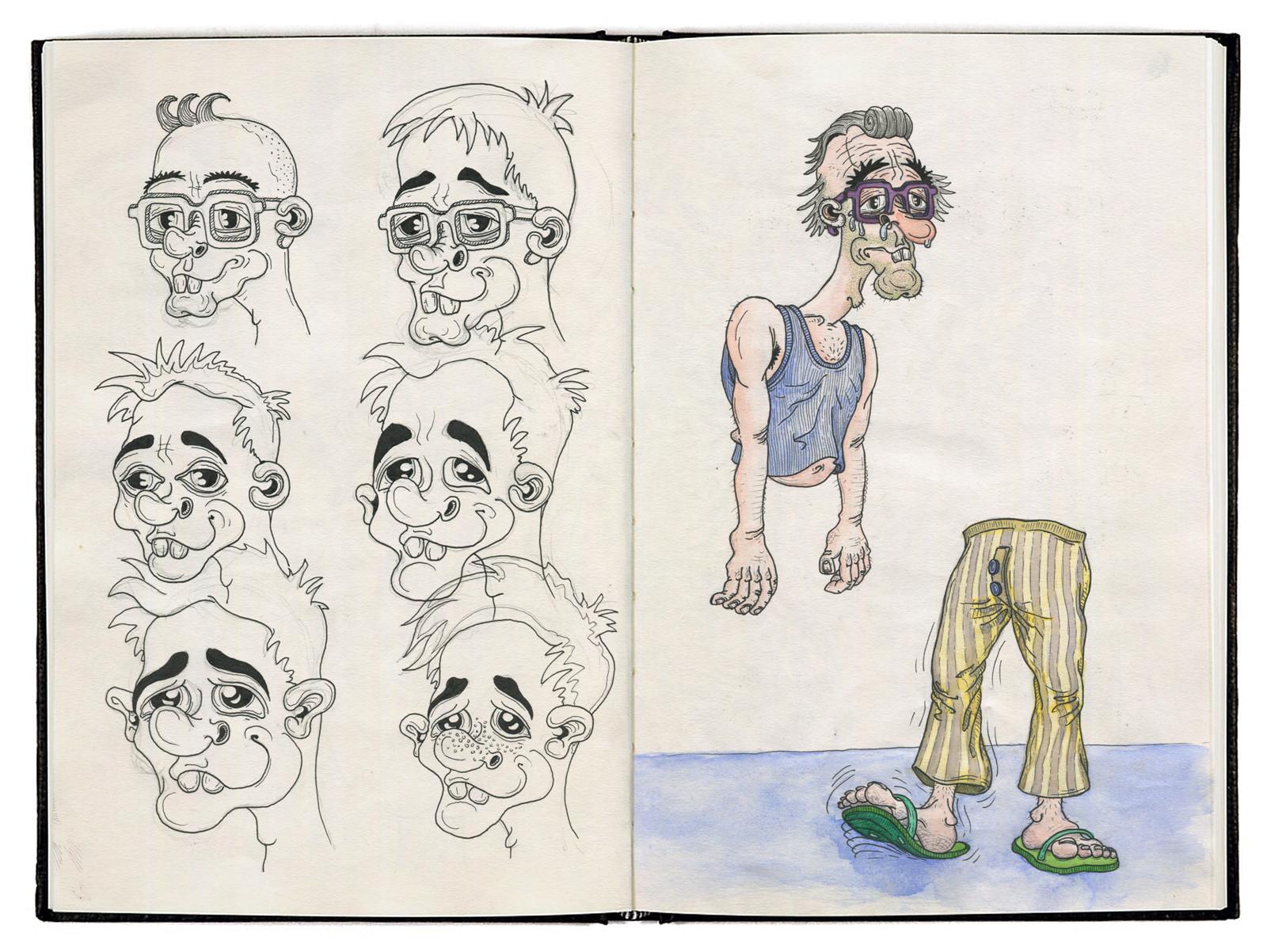 Arthur-sketchbook3-children-character-de