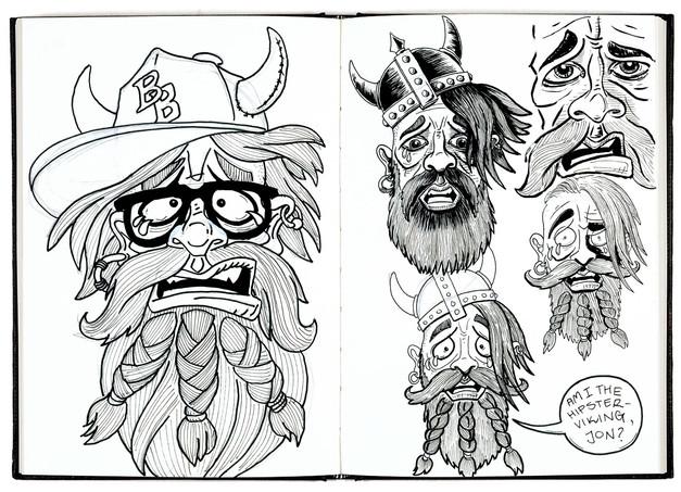 boot-beer-ivar-sketchbook2-tshirt-design