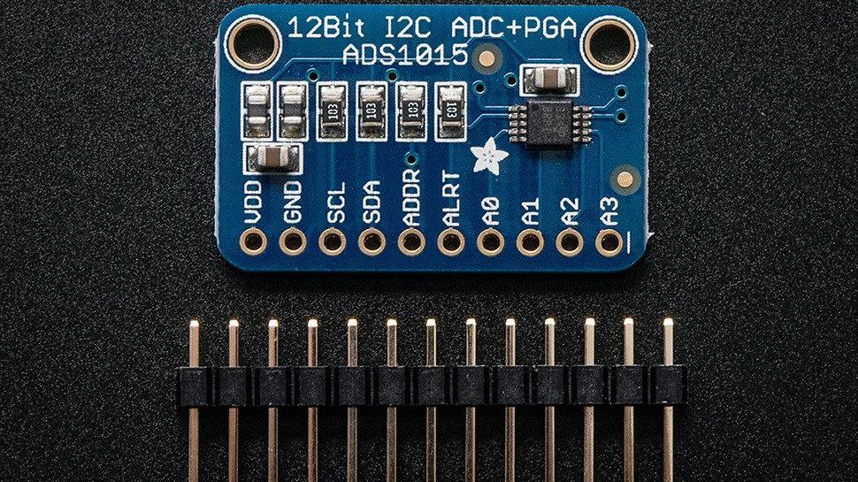 CJMCU-ADS1015 12-Bit ADC BOARD