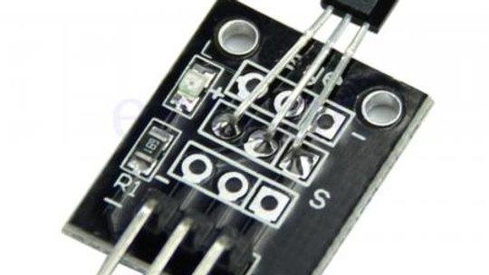 Analog Hall Magnetic Sensor Module