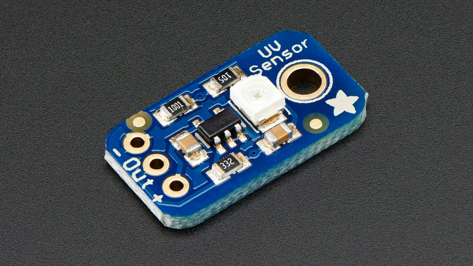 CJMCU-GUVA-S12SD Sunlight UV Sensor