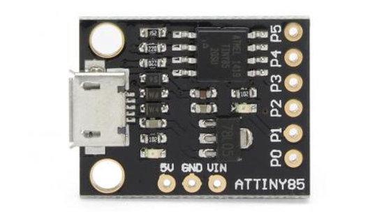 Digispark kickstarter Attiny85 Micro USB (black)