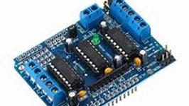 L293 Motor Driver Shield For Arduino