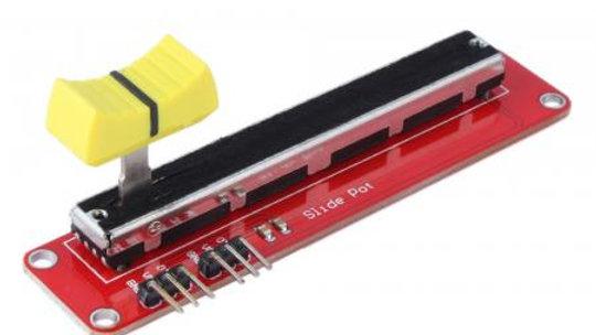 Sliding Adjustable Potentiometer Module