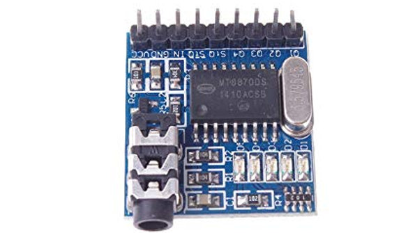 XD-61 MT8870 DTMF Module