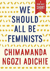 We Should All be Feminists - book image.