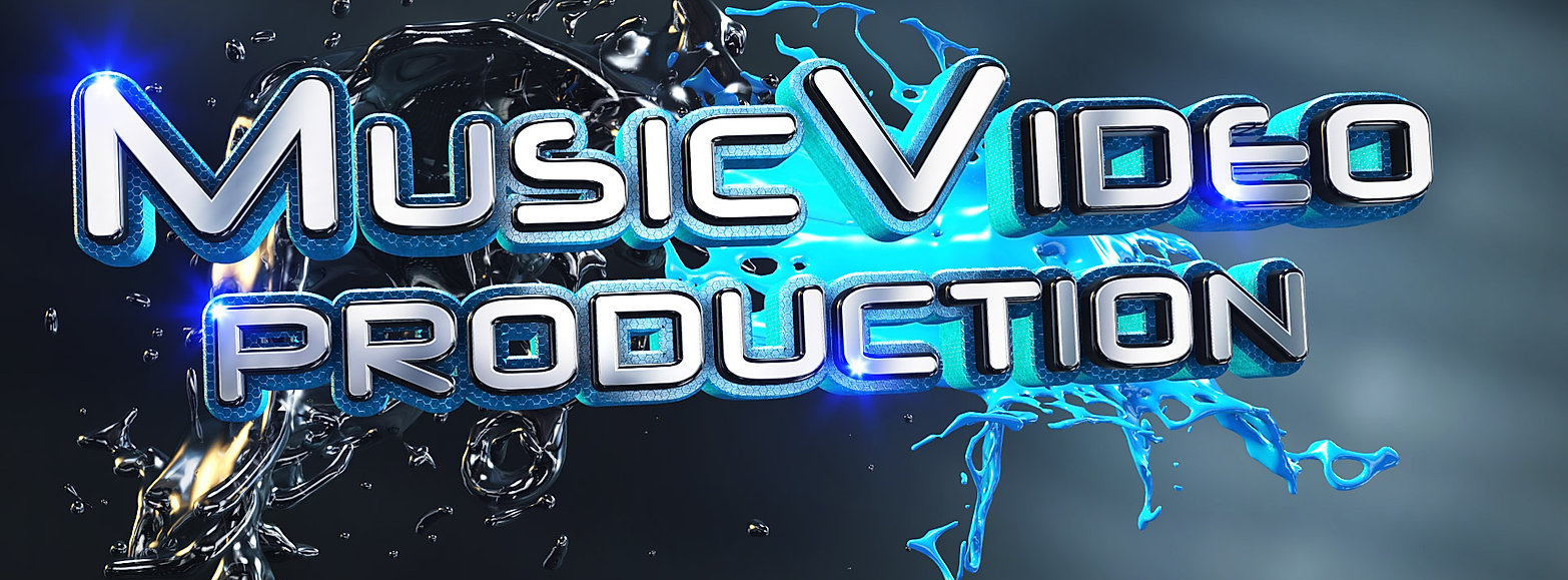 Music video production services
