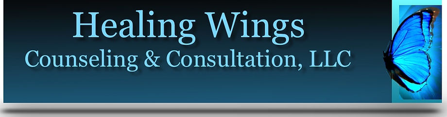Healing Wings Counseling LOGO