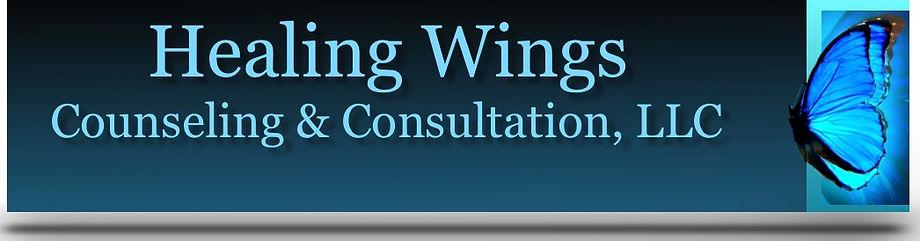 Healing Wings Counseling LOGO