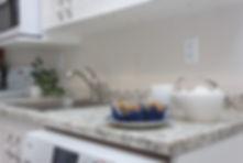 Coles Bay Suite Kitchen