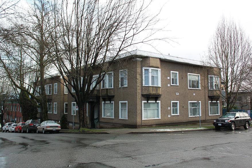Balsam Apartments