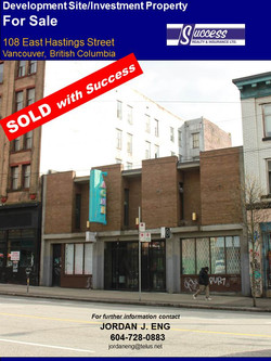 108 E Hastings-sale particulars-SOLD