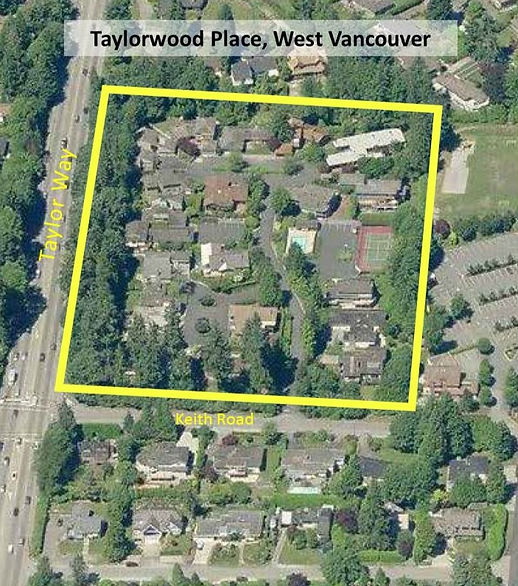Taylorwood Place, West Vancouver