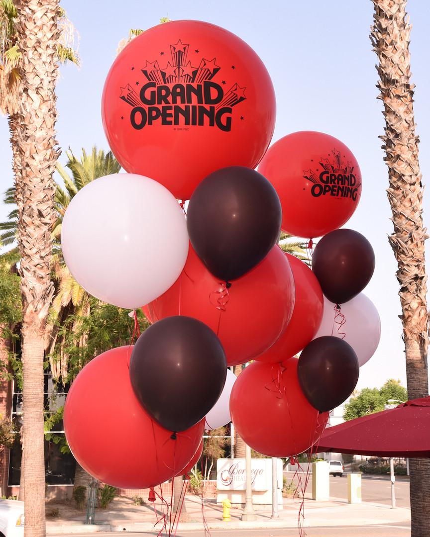 SB Grand Opening Festivities