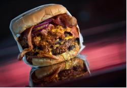 4x4 'Wild&Wreckless Burger tm