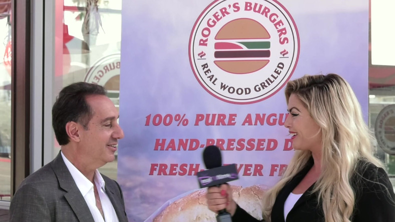 Founder, Alex, Interviews at SB Grand Opening Day