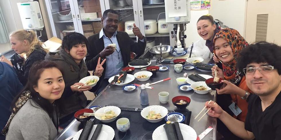 インターナショナルお料理教室