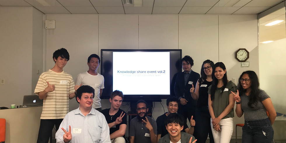 Knowledge share event vol.3