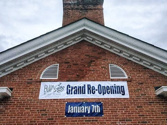 Bill's Boiler House Grand Re-Opening
