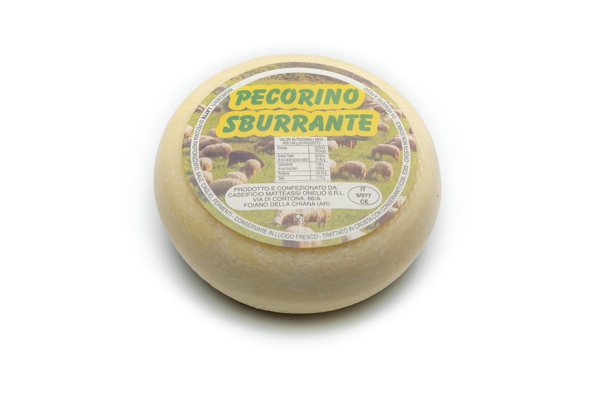 Pecorino Sburrante