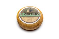 """""""Il Certino"""" Pecorino Stagionato Kg 1.2"""