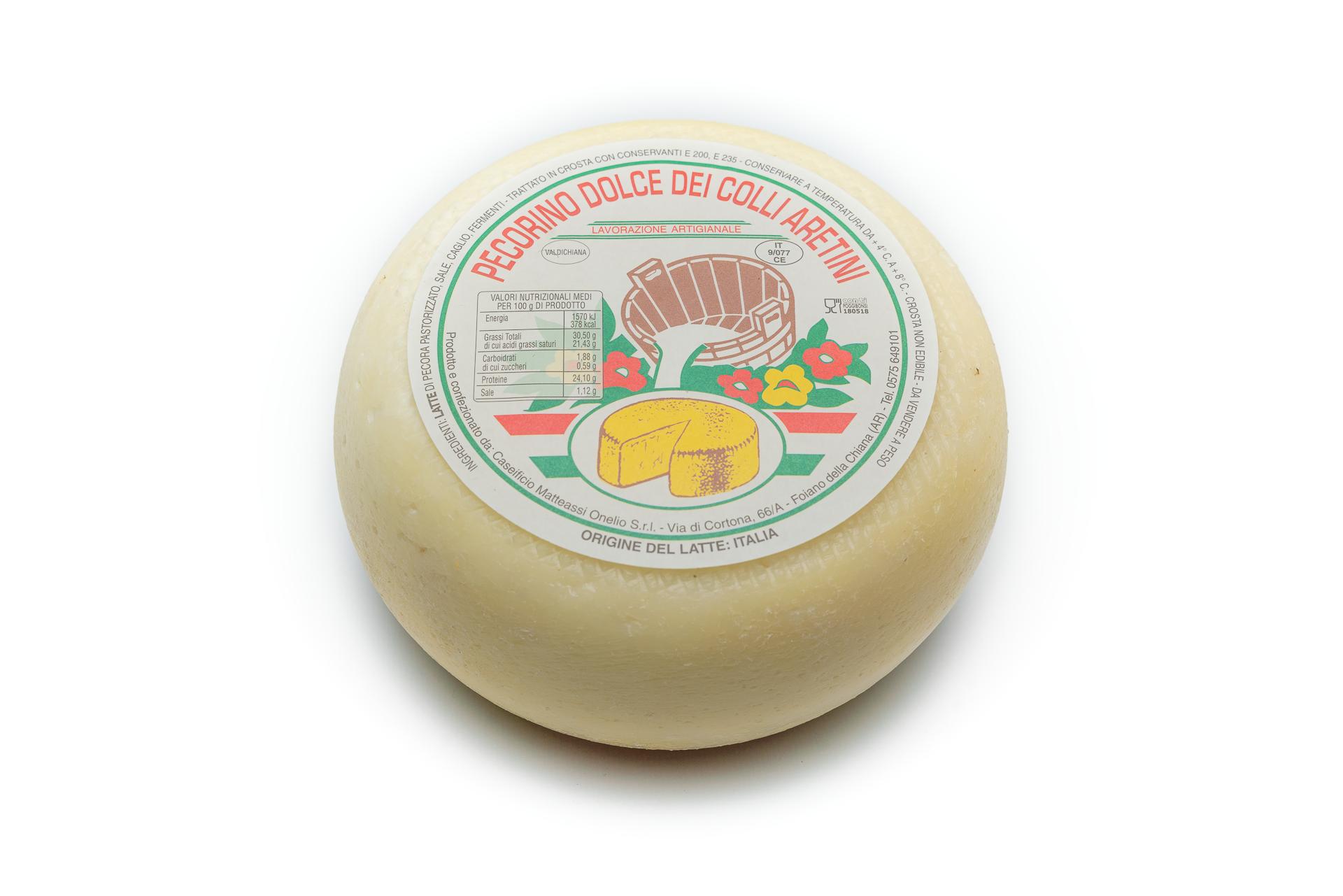 Pecorino Dolce Colle Aretini
