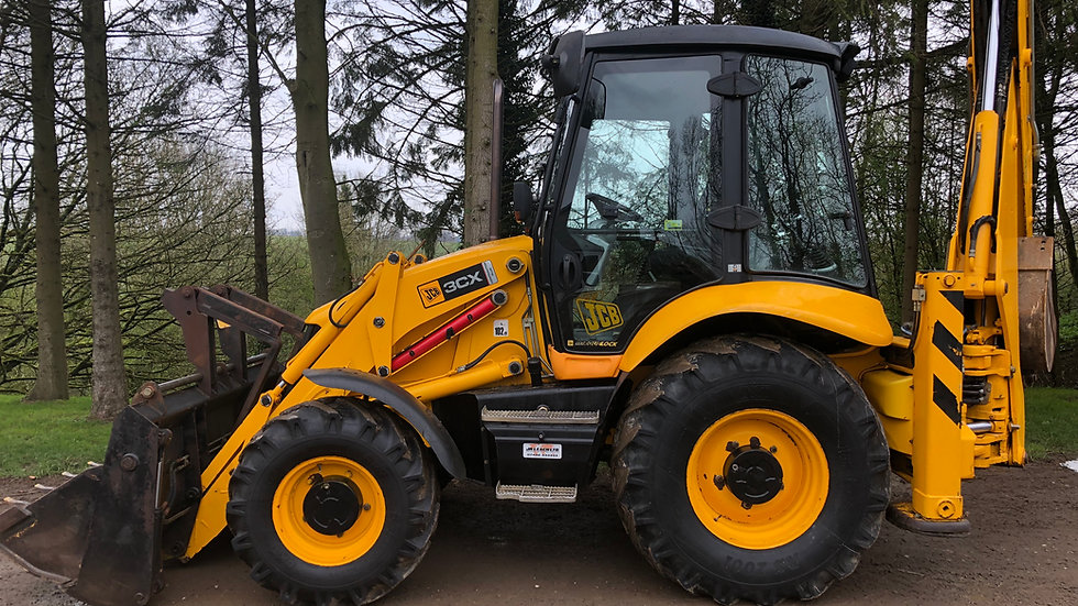 JCB 3CX Contractor Plus