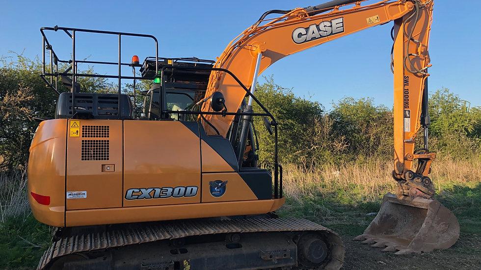 CASE CX130D