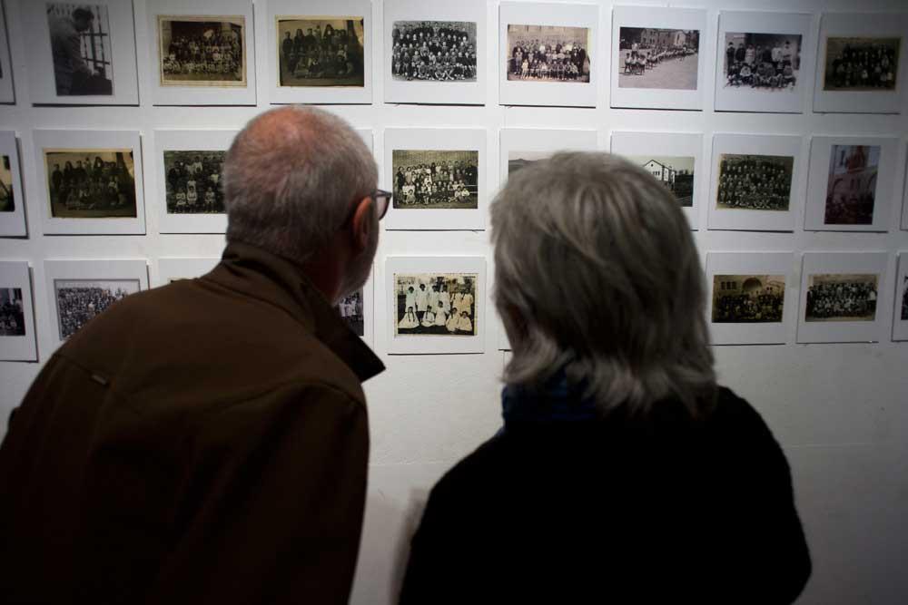 Exposició d'orles Escola Salvador Vilarrasa de Besalú
