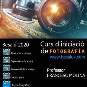 1r Curs Iniciació a la Fotografia