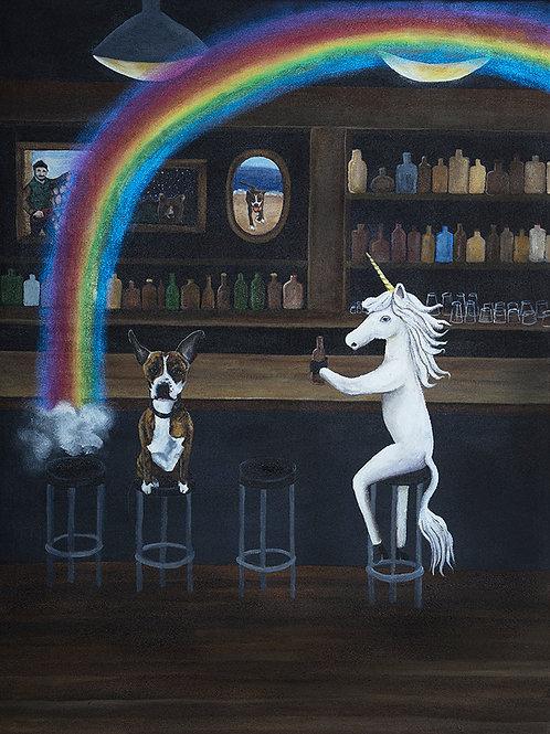 The Rainbow & Lulubird