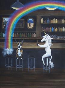 The Rainbow and Lulubird