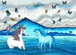 Mount Tam and Unicorns