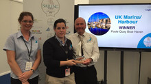 Poole Quay Boat Haven wins at Sailing Today Awards