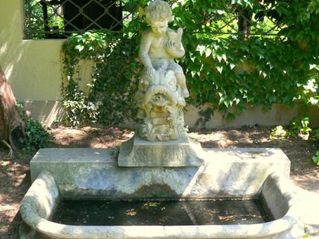 Der Nancy-Brunnen und die Bärchen