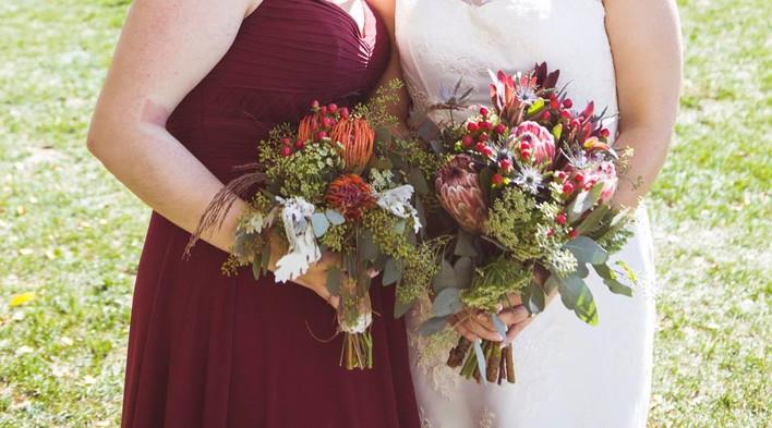 Fall Rustic Bouquet