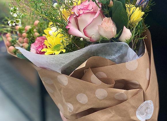 Fresh Floral Bouquet Subscription