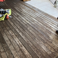 Boronia Heights - Deck - Before