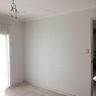 Main Bedroom wall - Before